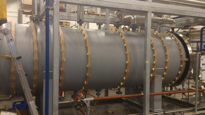 Izolacja spienionym poliuretanem dla przemyslu Thermal - Tech