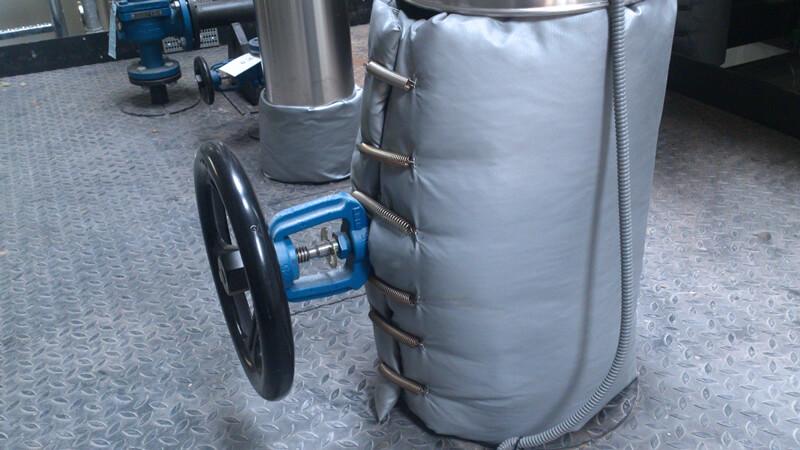 Materace termoizolacyjne firmy Thermal - Tech