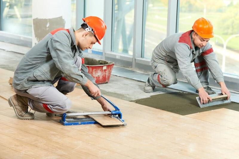 Prace glazunicze - Usługi budowlane Thermal - Tech
