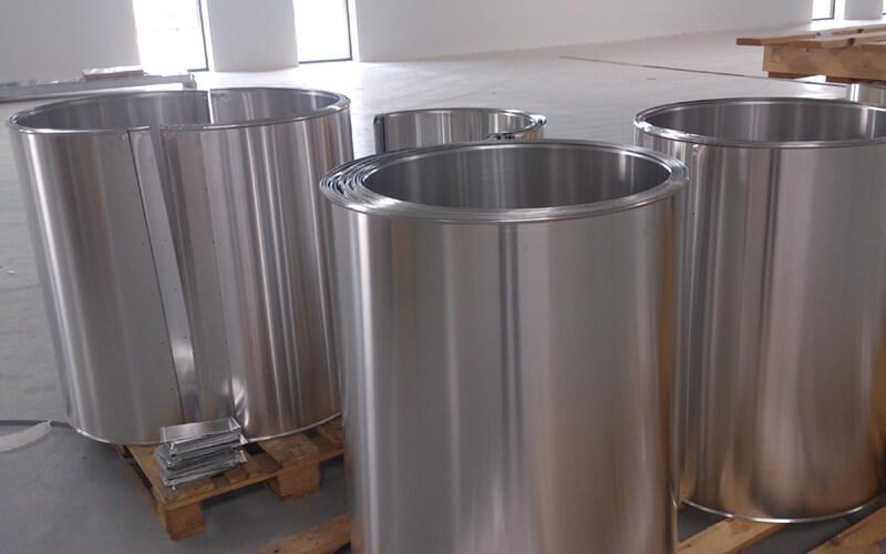 Produkcja metalowych oslon izolacji Thermal - Tech 1