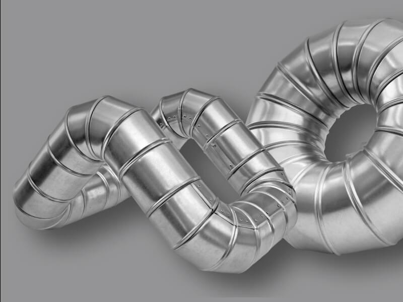 Produkcja metalowych osłon izolacji Thermal - Tech