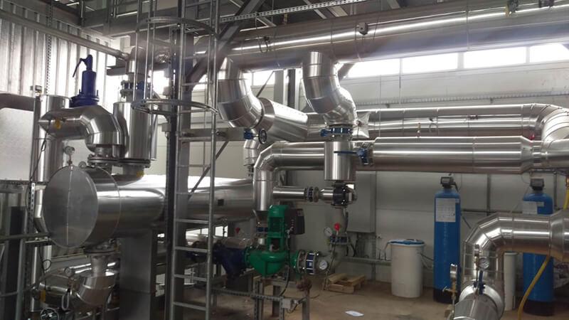 Thermal-Tech Izolacje Cieplochronne dla przemyslu