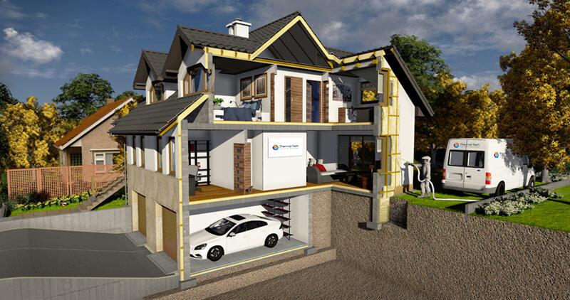 Usługi budowlane Thermal-Tech
